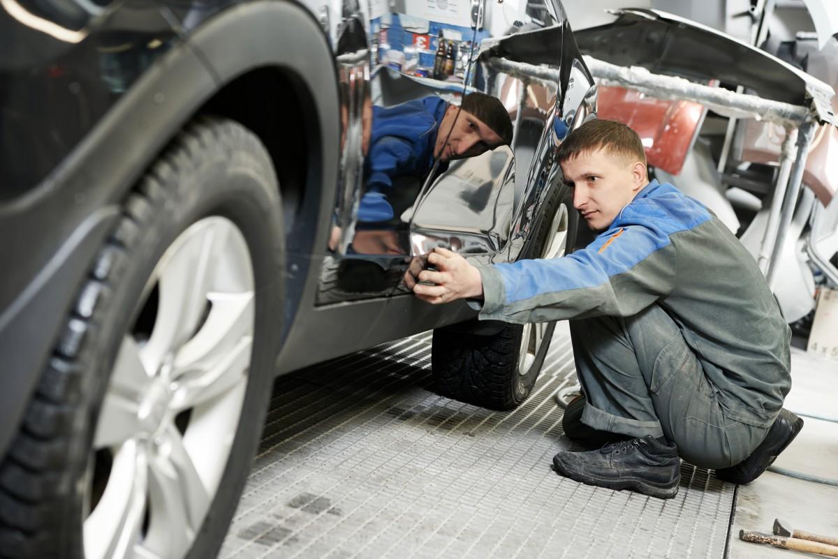 Collision Repair Center >> Landmark Collision Repair Center Auto Body Repair Auto